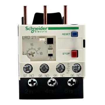 施耐德Schneider 热过载继电器,LRD21C