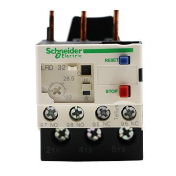 施耐德Schneider 热过载继电器,LRD32C