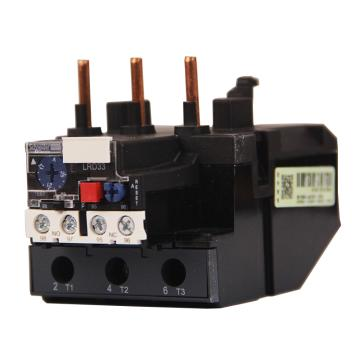 施耐德 热过载继电器,LRD3355C