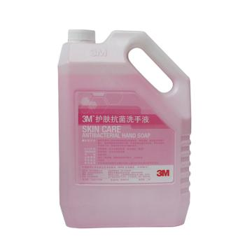 3M抗菌护肤洗手液,1加仑