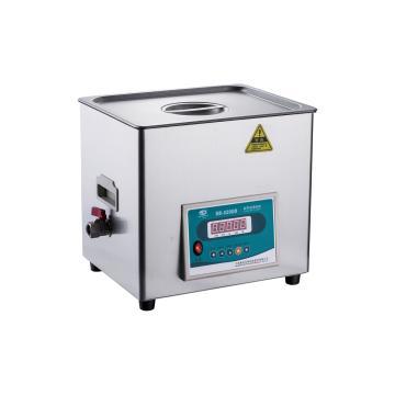 超声波清洗机,超声波频率:40KHz,容量:10L,功率:300W