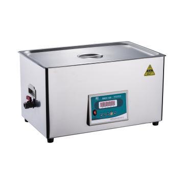 超声波清洗机,超声波频率:40KHz,容量:22.5L,功率:500W