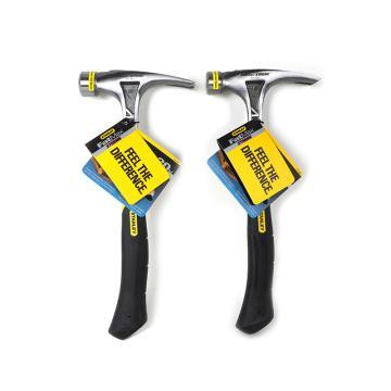 史丹利羊角锤,FatMax Xtreme防震型 20 oz,51-165-22