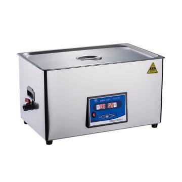 DT系列超声波清洗器,超声波频率:40KHz,容量:22.5L,功率:500W,SB25-12DT-500