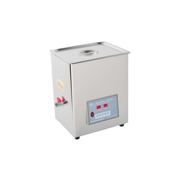 DT系列超声波清洗器,超声波频率:40KHz,容量:14.4L,SB-4200DT