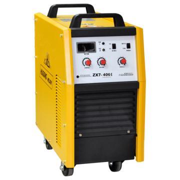 沪工逆变式直流弧焊机,380V 额定输入容量18.4KVA,ZX7-400WI ?