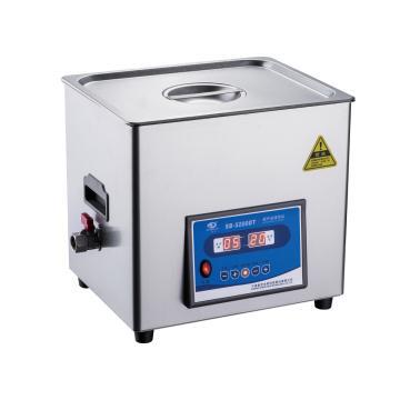 DT系列超声波清洗器,超声波频率:40KHz,容量:10L,功率:300W,SB-5200DT-300