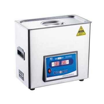 DT系列超声波清洗器,超声波频率:40KHz,容量:6L,SB-3200DT