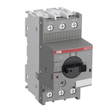 ABB 电动机保护用断路器,MS132-6.3