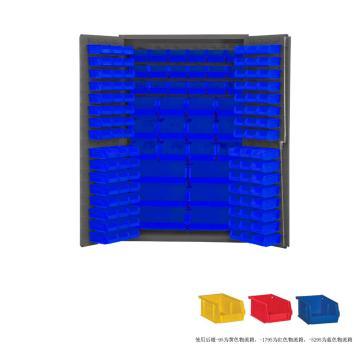 存储柜(132个物料箱),宽深高:914*610*1829,承重(kg):295