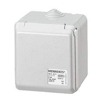 曼奈柯斯/MENNEKES TYPE 4108工业插座