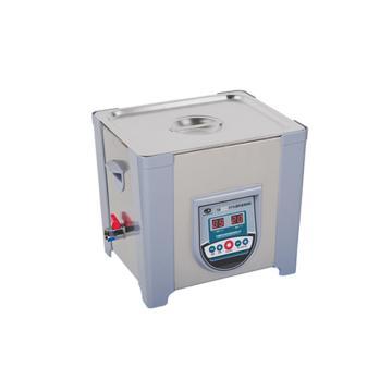 DTN系列超声波清洗机,超声波频率:40KHz,容量:10L,功率:250W,SB-5200DTN-250
