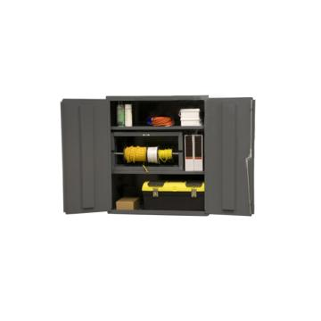 工业用存储柜,钢厚1.5mm,宽深高:914*610*1067,载重(kg):318