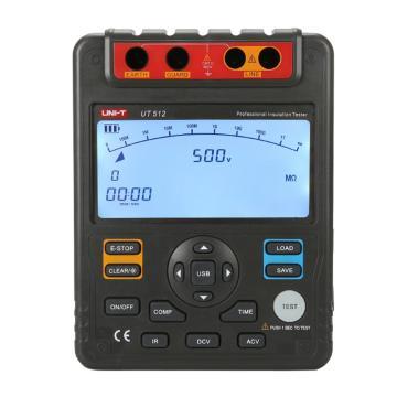 优利德/UNI-T UT512绝缘电阻测试仪