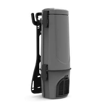 亿力,背带式吸尘器(灰色)YL6237-1200W