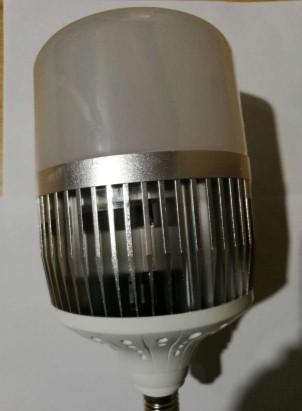 津达 LED灯泡 40W 220V E27灯头 6500K 白光 180°,KD-GKD-013 铝+PMMA