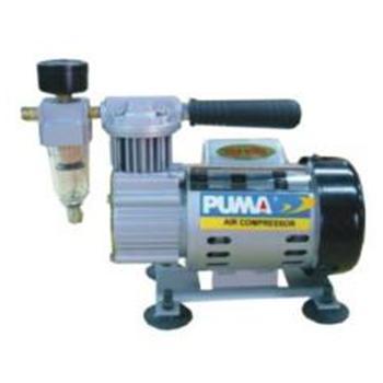 巨霸活塞式空压机,无油直接式,单相,0.02 m?/min,BX03