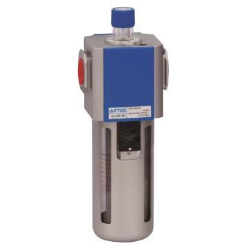 """亚德客油雾器,GL300-08,PT1/4"""",带压力表"""
