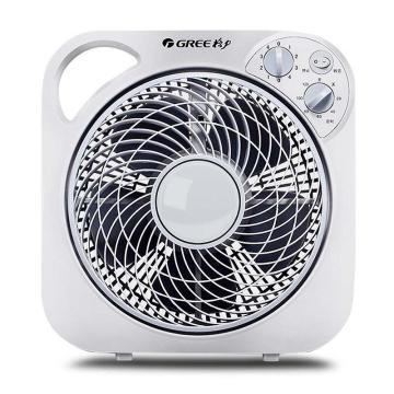 家用台式转页扇,格力,KYT-2501,220V,45W,四档调速,超长定时