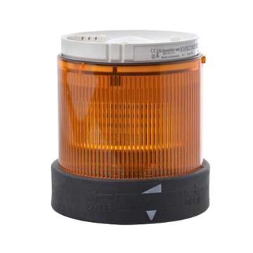 施耐德Schneider电气,带LED信号灯模块,闪烁,24V,XVBC5B5