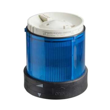 施耐德Schneider电气,带LED信号灯模块,常亮,24V,XVBC2B6
