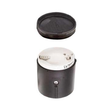 施耐德 灯座+盖(适用于无闪光放电管单元),XVBC21