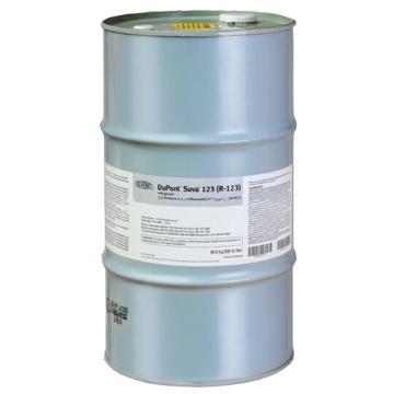 制冷剂,杜邦,R123,90.8kg/桶