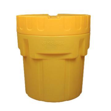 西斯贝尔SYSBEL 95加仑泄漏应急处理桶,SYD950