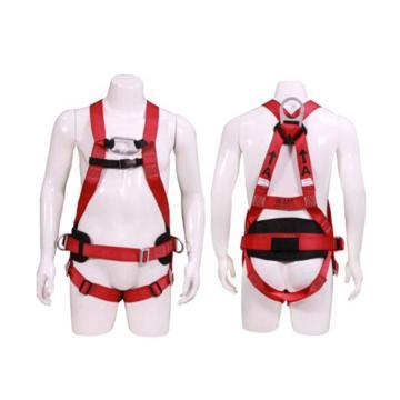 全身护腰型安全带