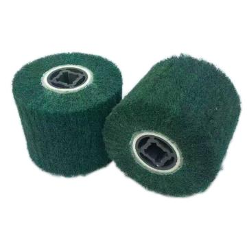 3M拉丝轮,120*100,120#,绿色,1只起售