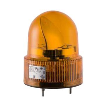 施耐德 旋转声光报警器,不带蜂鸣器,Φ120m,XVR12J05