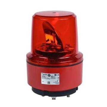施耐德 旋转声光报警器,不带蜂鸣器,Φ130m,XVR13B04