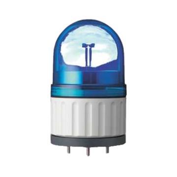 施耐德 旋转声光报警器,不带蜂鸣器,Φ84mm,XVR08J06