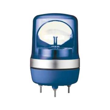 施耐德 旋转声光报警器,不带蜂鸣器,Φ106m,XVR10J06