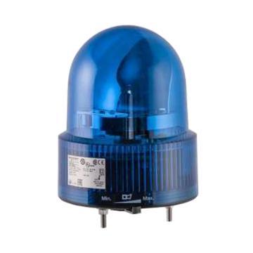 施耐德 旋转声光报警器,不带蜂鸣器,Φ120m,XVR12B06