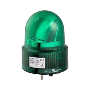 施耐德 旋转声光报警器,不带蜂鸣器,Φ120m,XVR12J03
