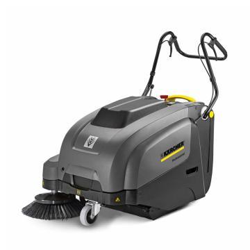 凯驰扫地吸尘机,手推式 拉杆式尘箱 KM75/40