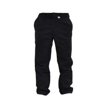 雷克兰 12.4cal系列防电弧裤子,两侧有2个斜插口袋,臀部2个垂直口袋,深蓝,尺码:S