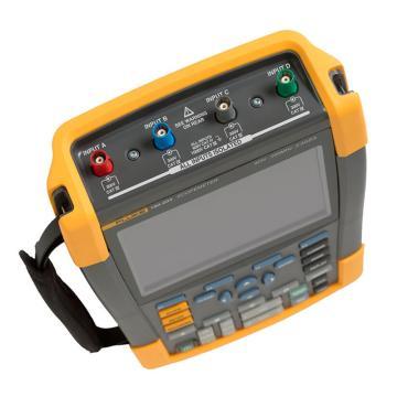 福禄克/FLUKE FLUKE-190-204/S彩色数字示波器,200MHz,4通道 DMM/外部输入,随附SCC-290套件