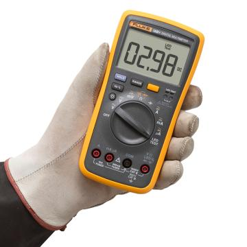 福禄克/FLUKE FLUKE 18B+数字万用表,发光LED测试