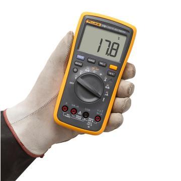 福禄克/FLUKE FLUKE 17B+数字万用表,标配热电偶测温