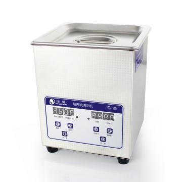 洁盟 超声波清洗机,数码定时加热,容量:2.0L,超声波功率:60W,JP-010S