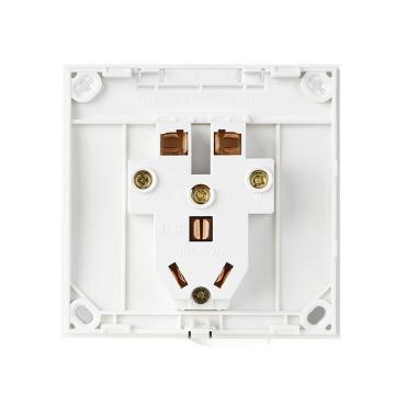 公牛G09系列两三极连体明装插座 10A, G09Z223