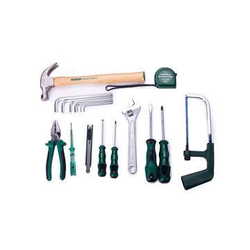 维修工具套装,世达19件套, 04110