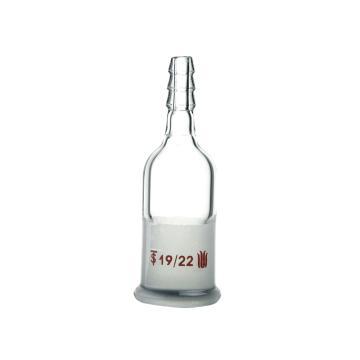 直型抽气接头,内磨口:24/40,φ10小咀接口