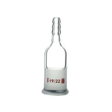 直型抽气接头,内磨口:29/42,φ10小咀接口