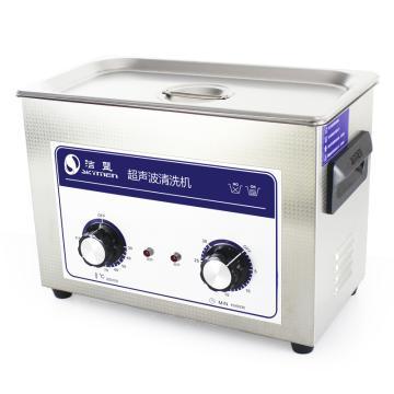 洁盟 超声波清洗机,机械定时加热,容量:4.5L,超声波功率:180W,JP-030