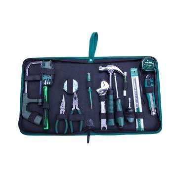 世达维修工具套装,27件套,06005