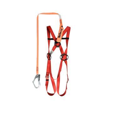 代尔塔DELTAPLUS 安全带套装,506101,ENKIT01经济型防坠套装