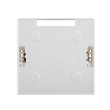 公牛G06系列明装底盒,H2